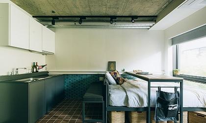 单间30平公寓改造