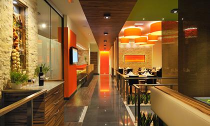 自助餐餐厅
