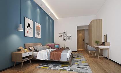 单间25平公寓装修