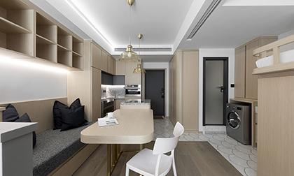 单间 40平公寓装修