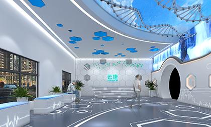 医疗科技展厅