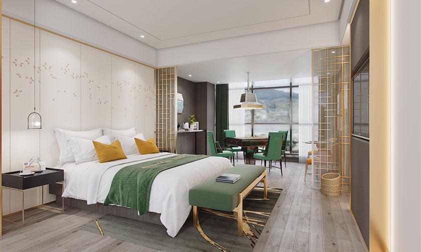 现代风酒店