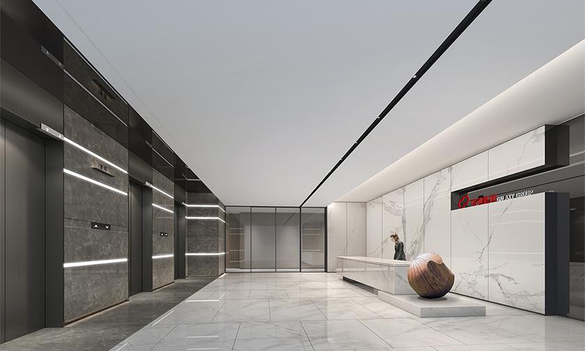 金融公司办公室