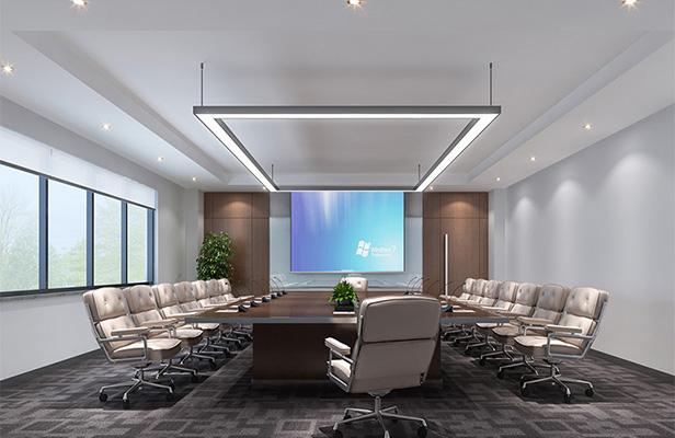 办公室设计时候需要注意会议室吗?