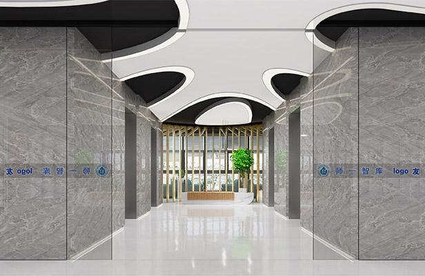 办公室背景墙装修设计理念