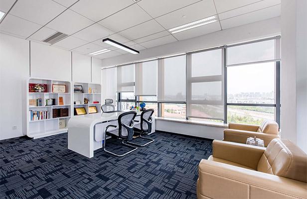 办公室设计时候色彩如何合理搭配?