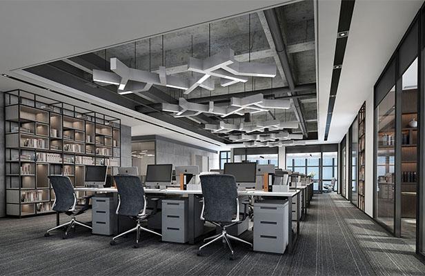 办公室设计工业风为啥这么受欢迎?