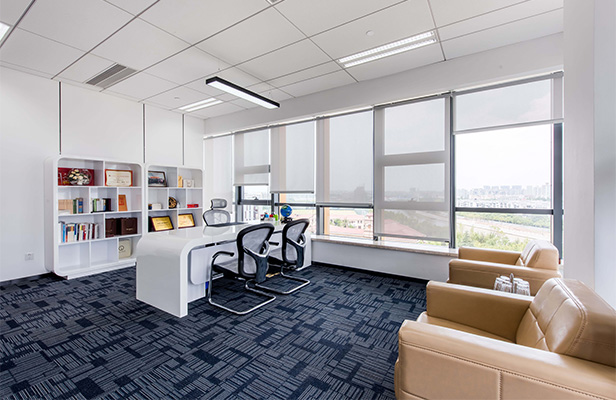 办公室面积太小怎么装修