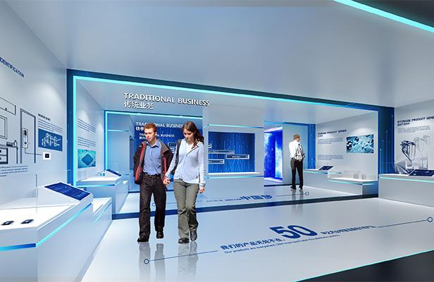 办公室设计时候需要策划展厅空间吗?
