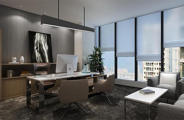 办公室装修如何选择合适的地面材料