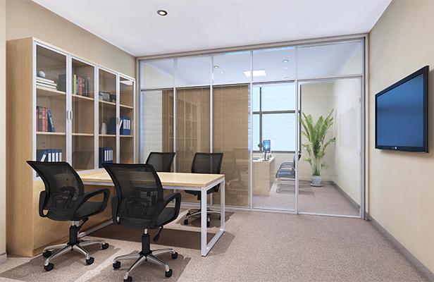 办公室装修设计墙面颜色一般有哪些选择?
