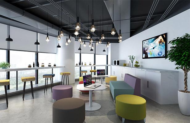 深圳办公室装修时候是否有必要装饰茶水间?