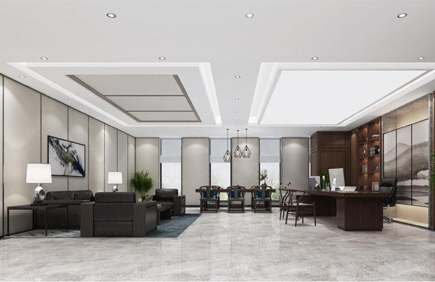 龙华办公室装修地面材料如何选择?