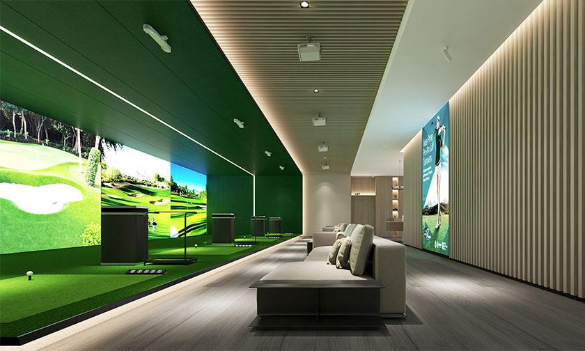 高尔夫私人会所