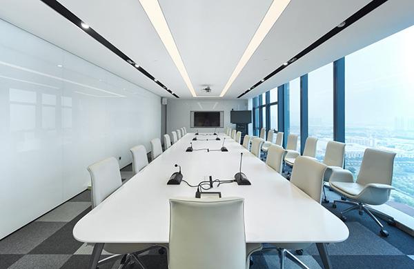 办公室设计之会议室装修